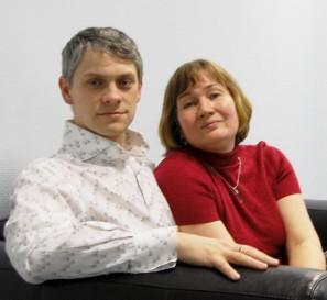 Ирина и Сергей Белецкие